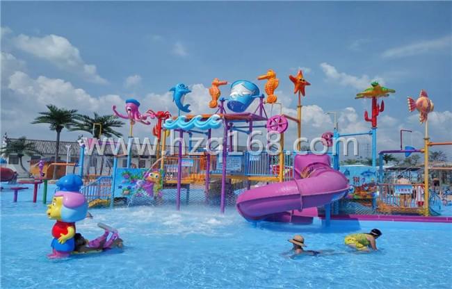 儿童海洋水屋-番禺儿童水上乐园设备