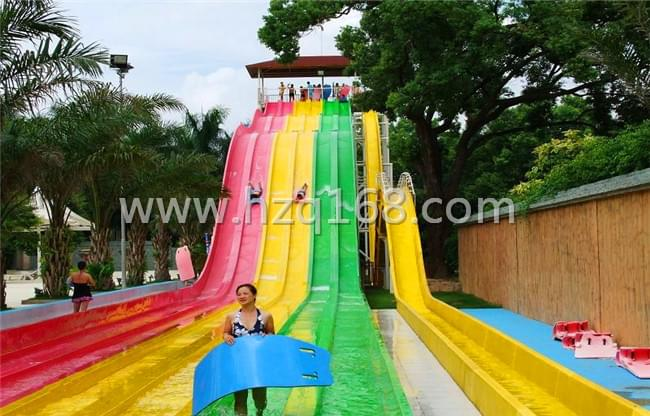 水滑梯水上乐园设备