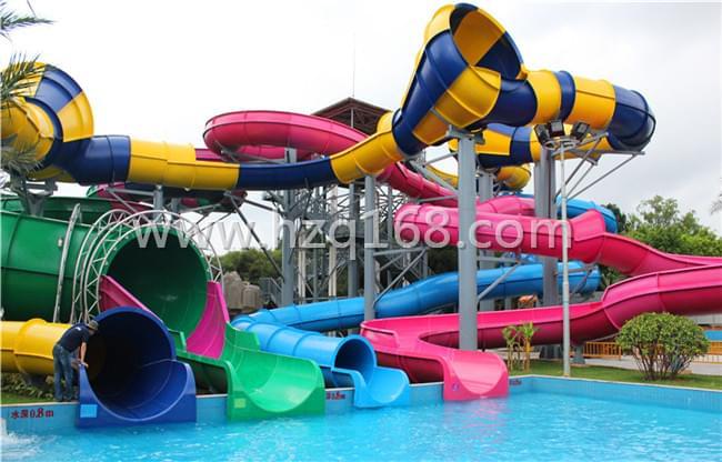 打造安全的水上乐园