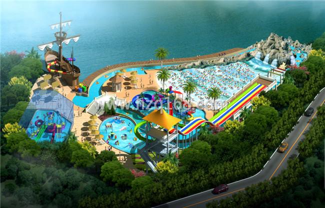 水上乐园与生态环境